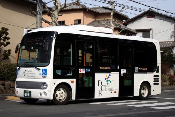 京都230く1001