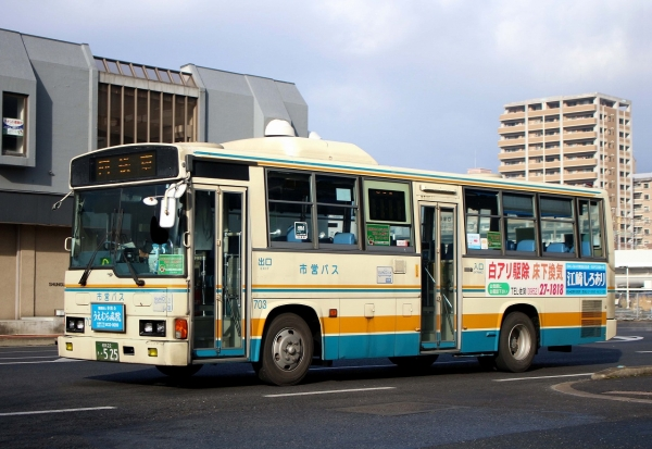 佐賀22き・525 703