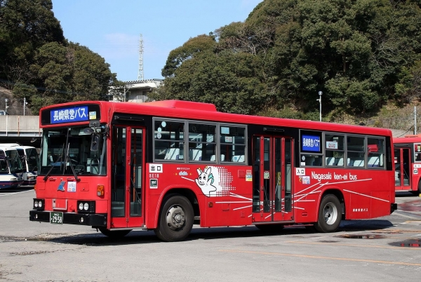 長崎22か2958 8E18