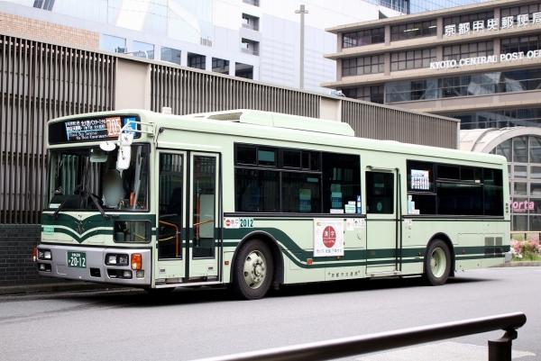 京都200か2012 LED