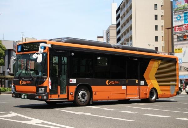 大阪230あ8001 99-8001