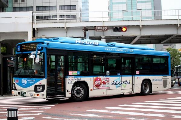 川崎200か1703 S-3036