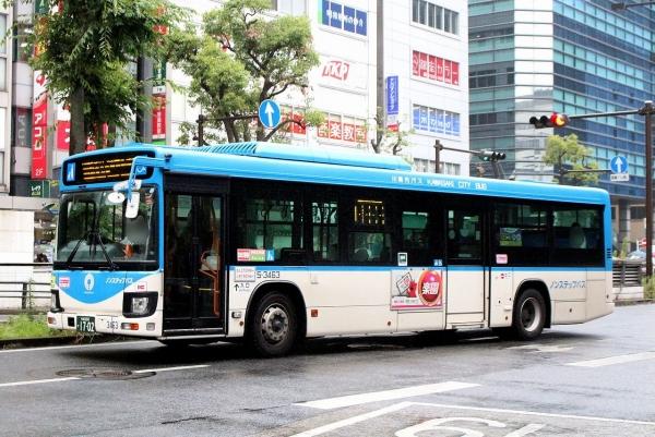 川崎200か1702 S-3463