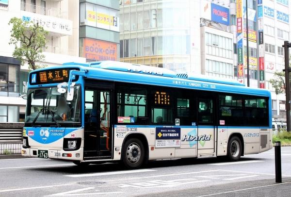 川崎200か1763 S-3038