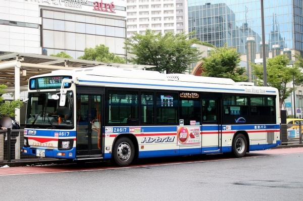 川崎230あ・617 2A617