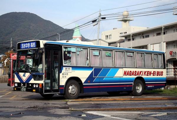 長崎22か2597 5E18