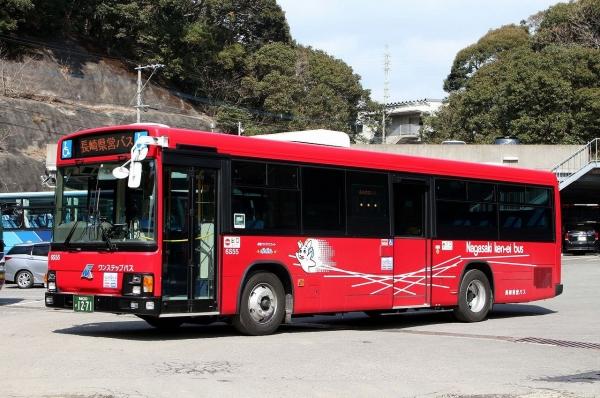 長崎200か1271 6S55