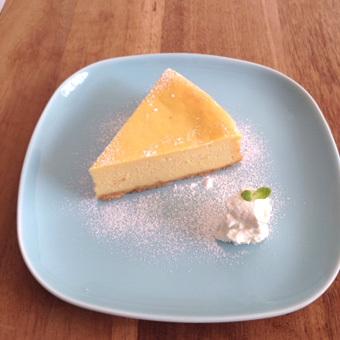 さつま芋チーズケーキ