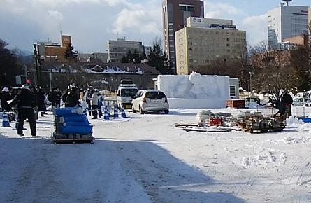 雪まつり - コピー