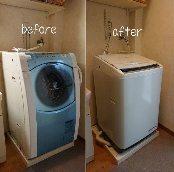 20190319-洗濯機