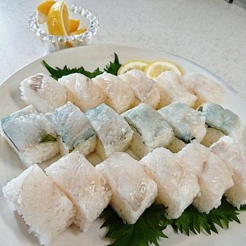 カレイ・R1・5 カレイ5棒寿司