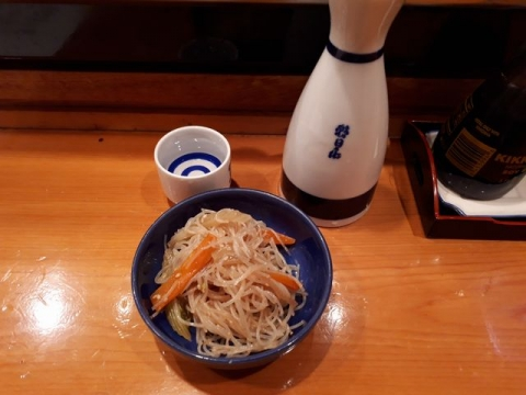 どっぽ(独歩)・H30 6 日本酒