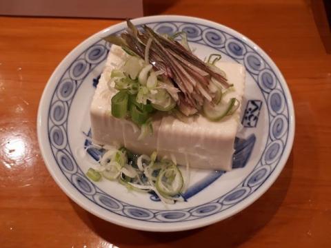 どっぽ(独歩)・H30 6 冷奴