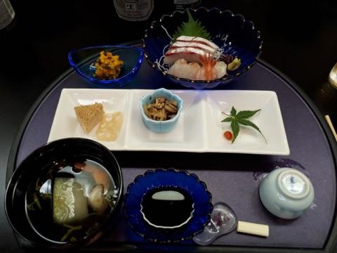 かわ波・H30・7 料理2