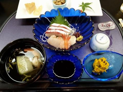 かわ波・H30・7 料理3