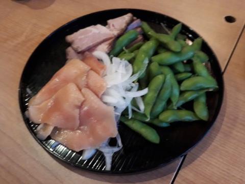 かきもと・H30 7 料理1
