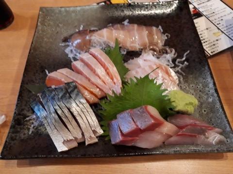 かきもと・H30 7 料理3