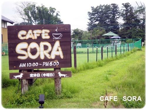 CAFE SORA