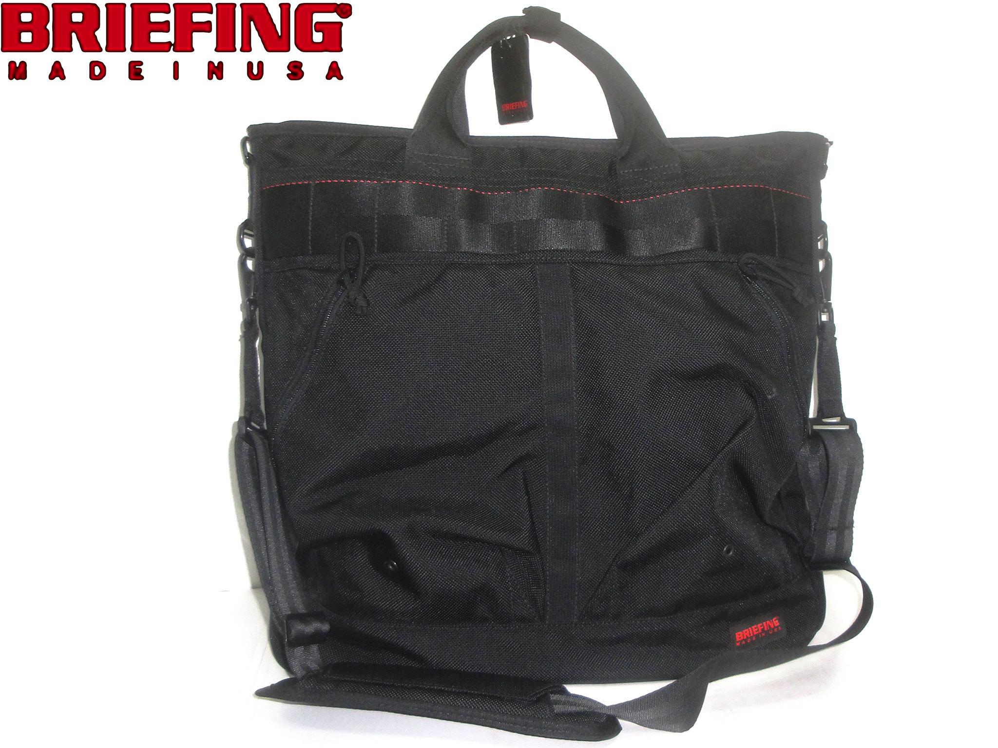 ブリーフィングBRIEFINGネオステルスショルダーバッグNEO STEALTH BRF119219