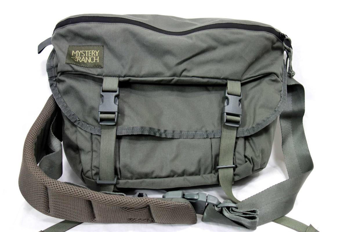 お買取商品ミステリーランチMysteryRanchインベーダーINVADERショルダーハーネスバッグ