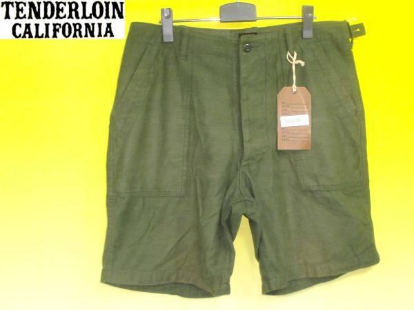 お買取商品テンダーロインTENDERLOIN短パン T-ARMY PNTショーツ2013年春夏
