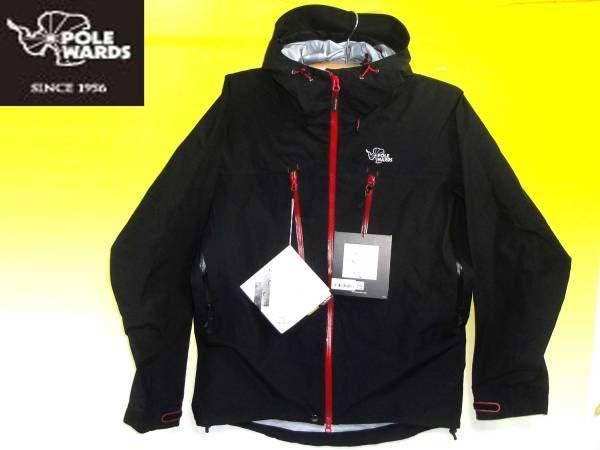 お買取商品ポールワーズPOLEWARDSアルパインピークスDFジャケット黒ALPINE PEAKS DF JKT 品番 PWO13A0014