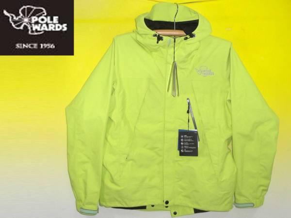 お買取商品ポールワーズPOLEWARDSマルティプルウィンタージャケット緑MULTIPLE WINTER JKT 品番 PWO14A0069