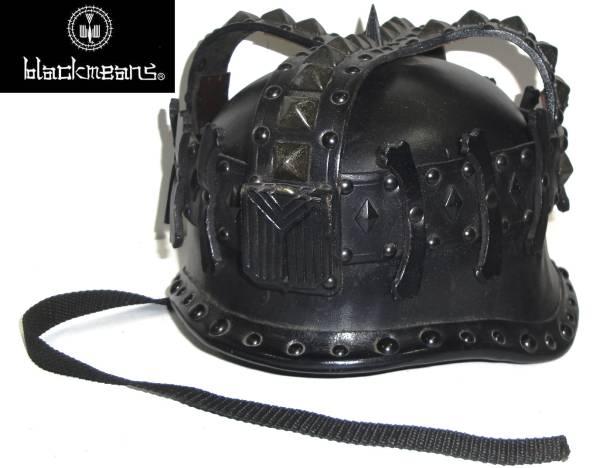 ブラックミーンズblackmeansヘルメット CONTEMPORARY FIX限定の一点物