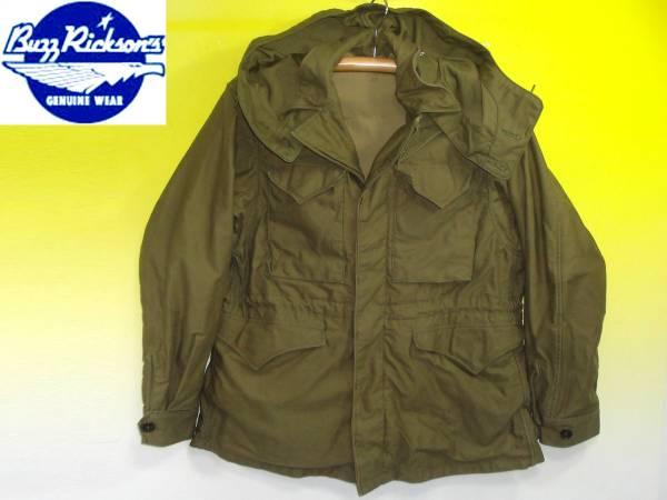 お買取商品バズリクソンズBUZZRICKSONS BR12017 フィールドジャケット M-43