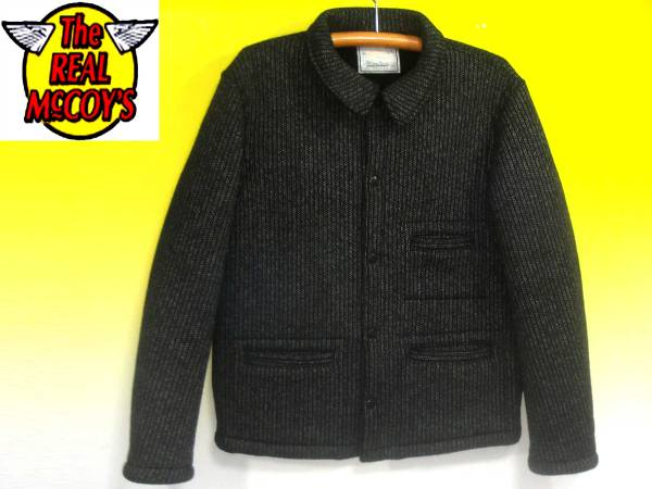 ザ・リアルマッコイズ/The REAL McCOY'S ビーチクロスジャケット 品番MJ12147