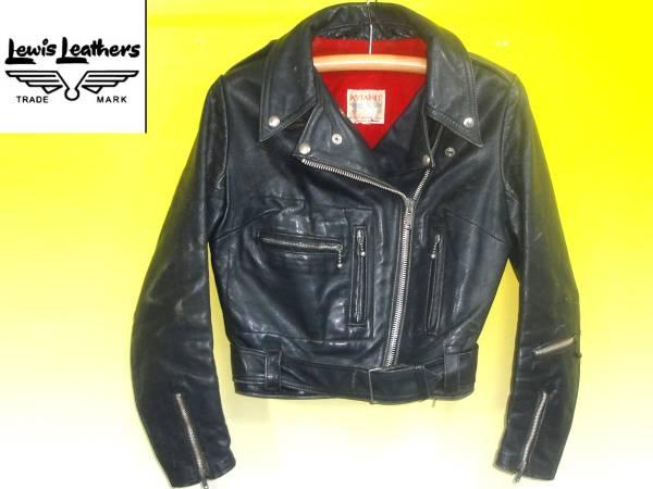 お買取り商品ルイスレザーLewisLeathersブロンクス70年代