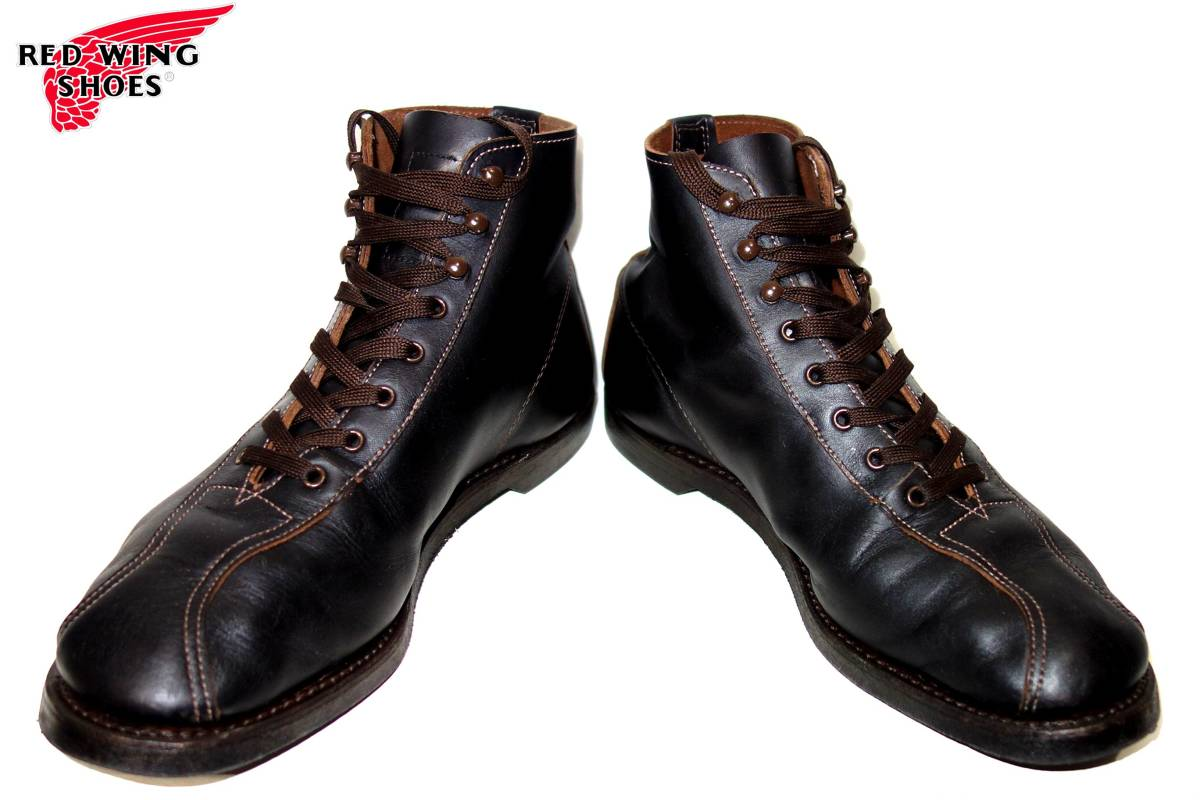 お買取り商品レッドウィングREDWING1920sアウティングブーツ8825黒11D
