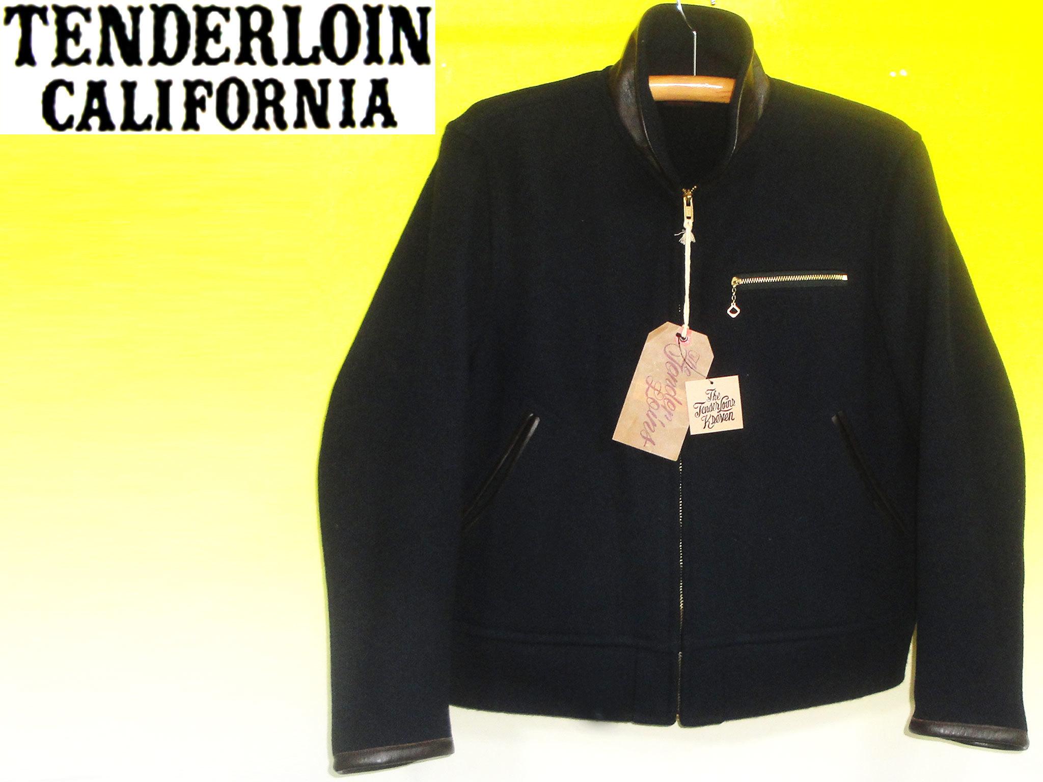 お買取商品テンダーロインTENDERLOINジャケット黒