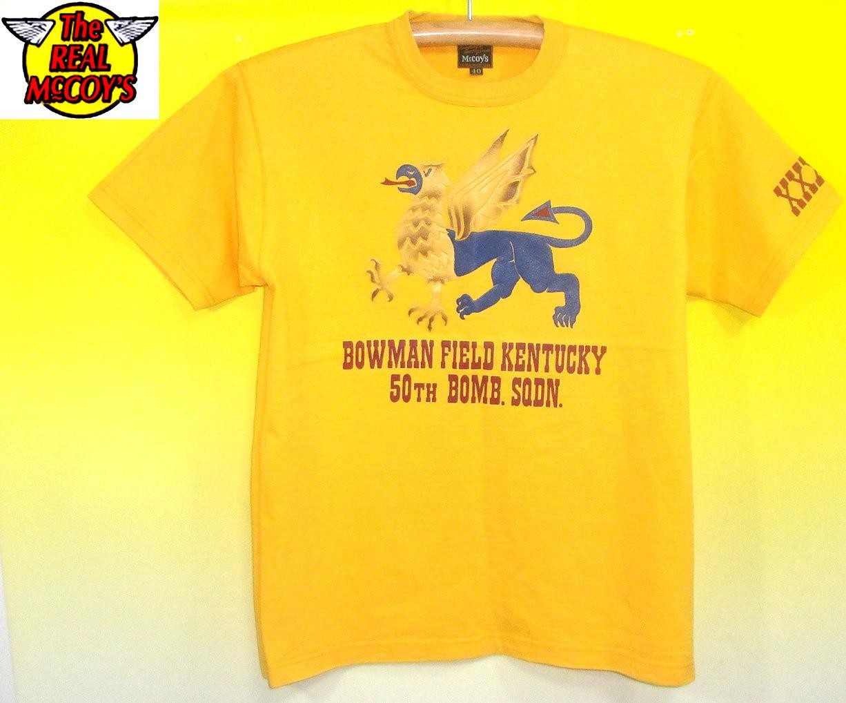 ザリアルマッコイズTheREALMcCOYS  Tシャツ