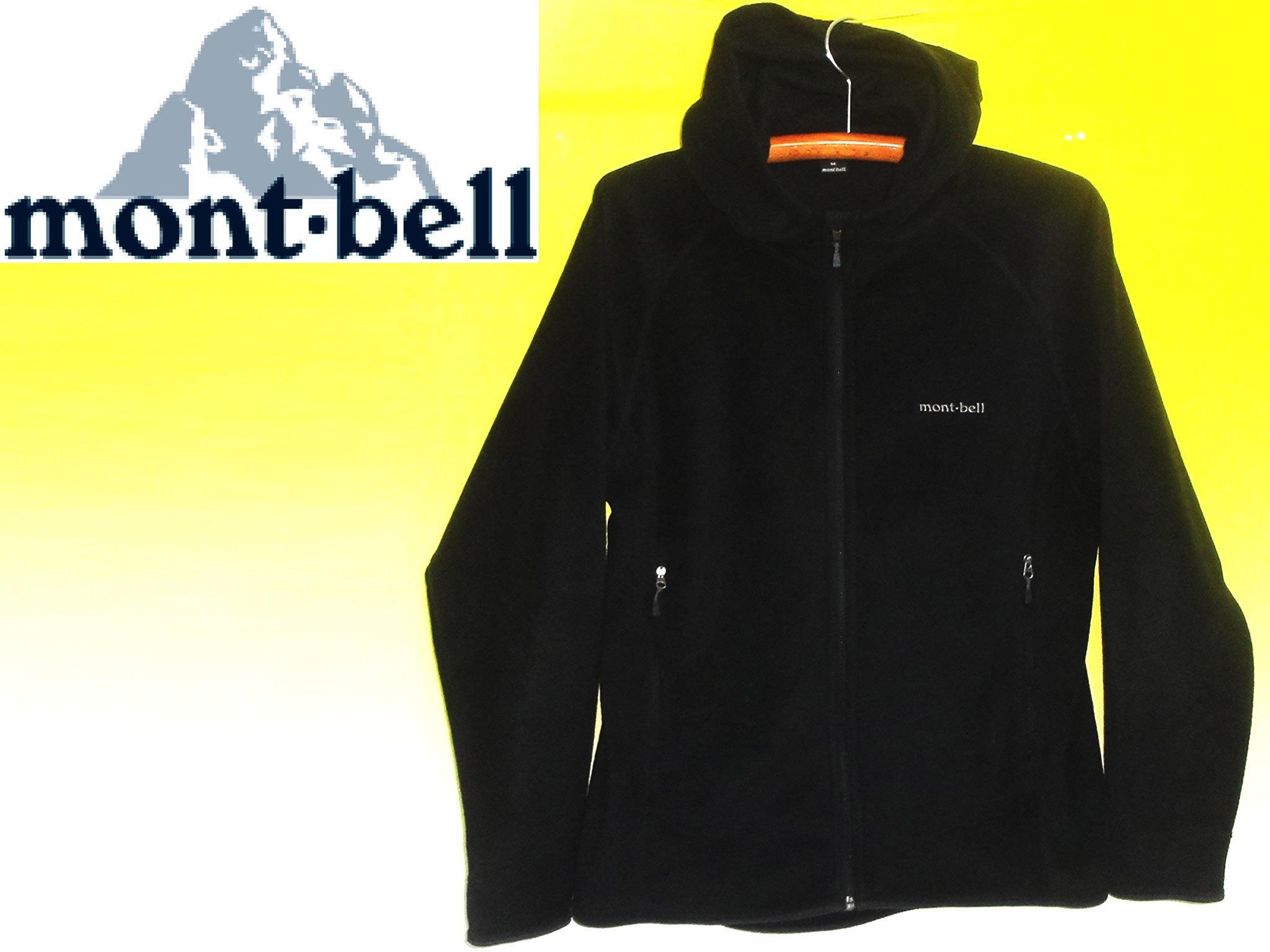 お買取商品モンベルmont-bellジャケット黒