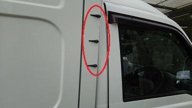 運転室の防音化 (2)