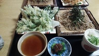 下社春宮 蕎麦屋さん (2)