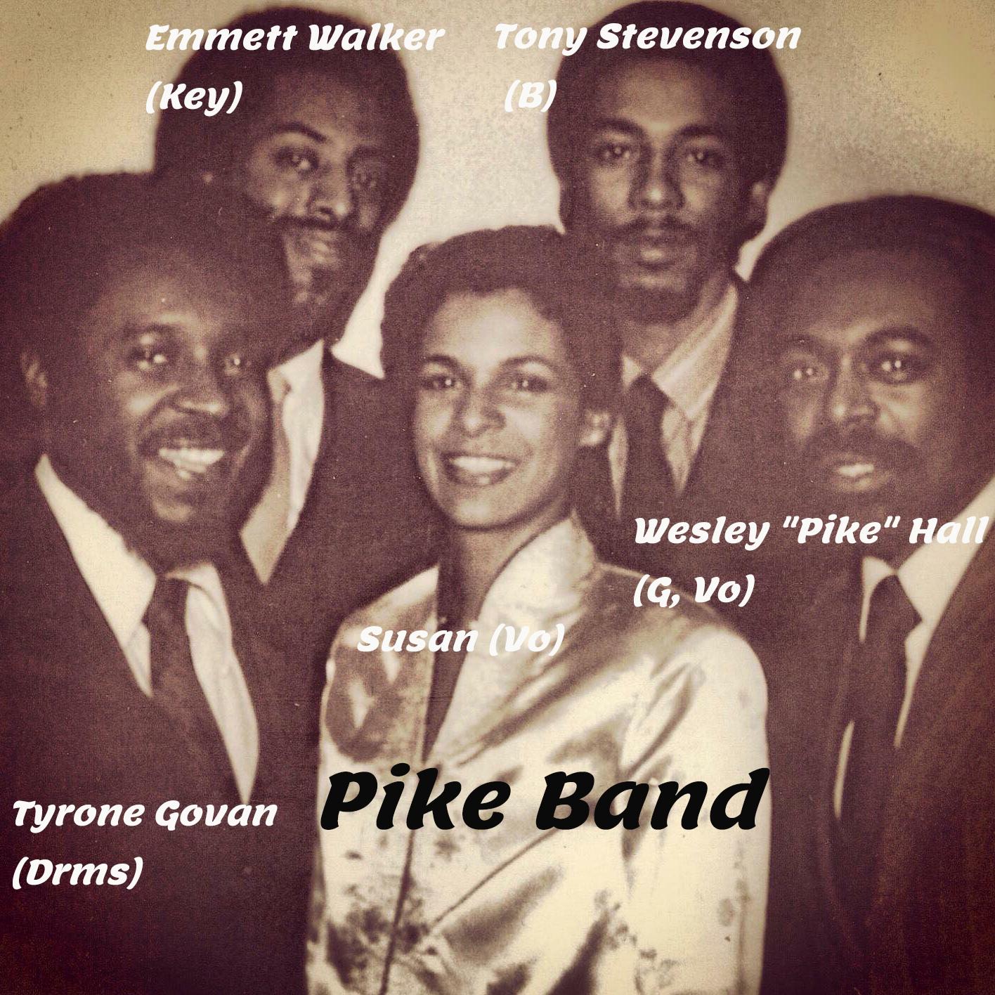 PIKE Band メンバ-