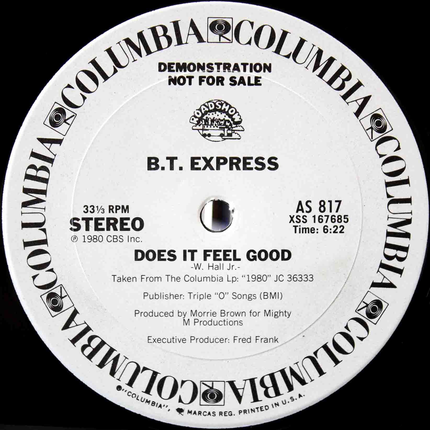 BT Express ‎– Does It Feel Good 02