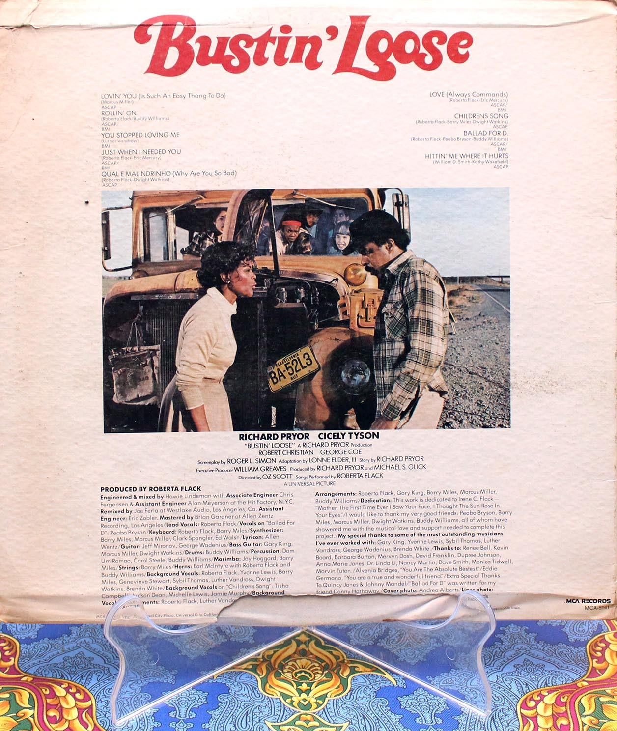 Roberta Flack Bustin loose 02
