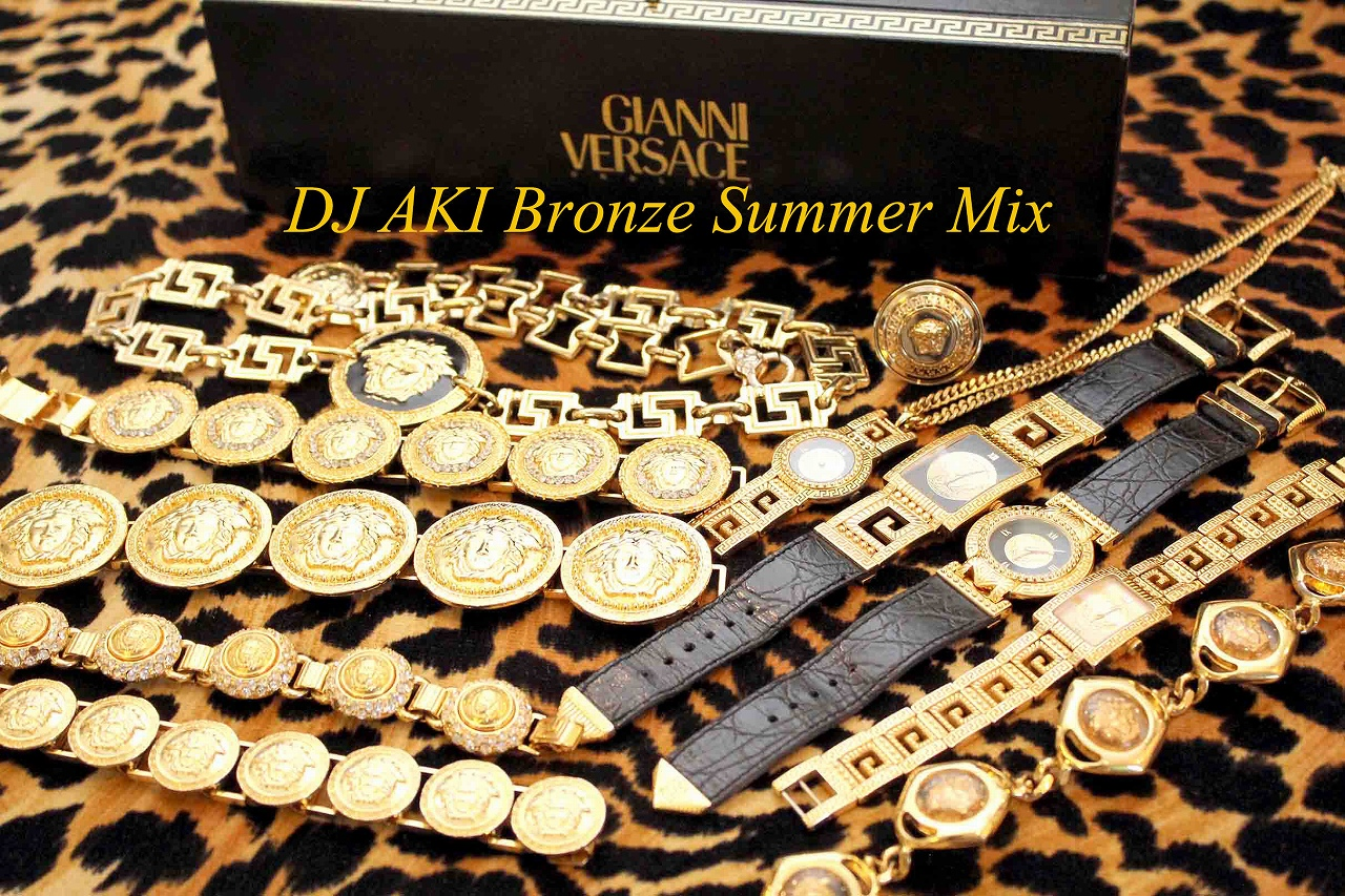 DJ AKI Bronze Summer Mix