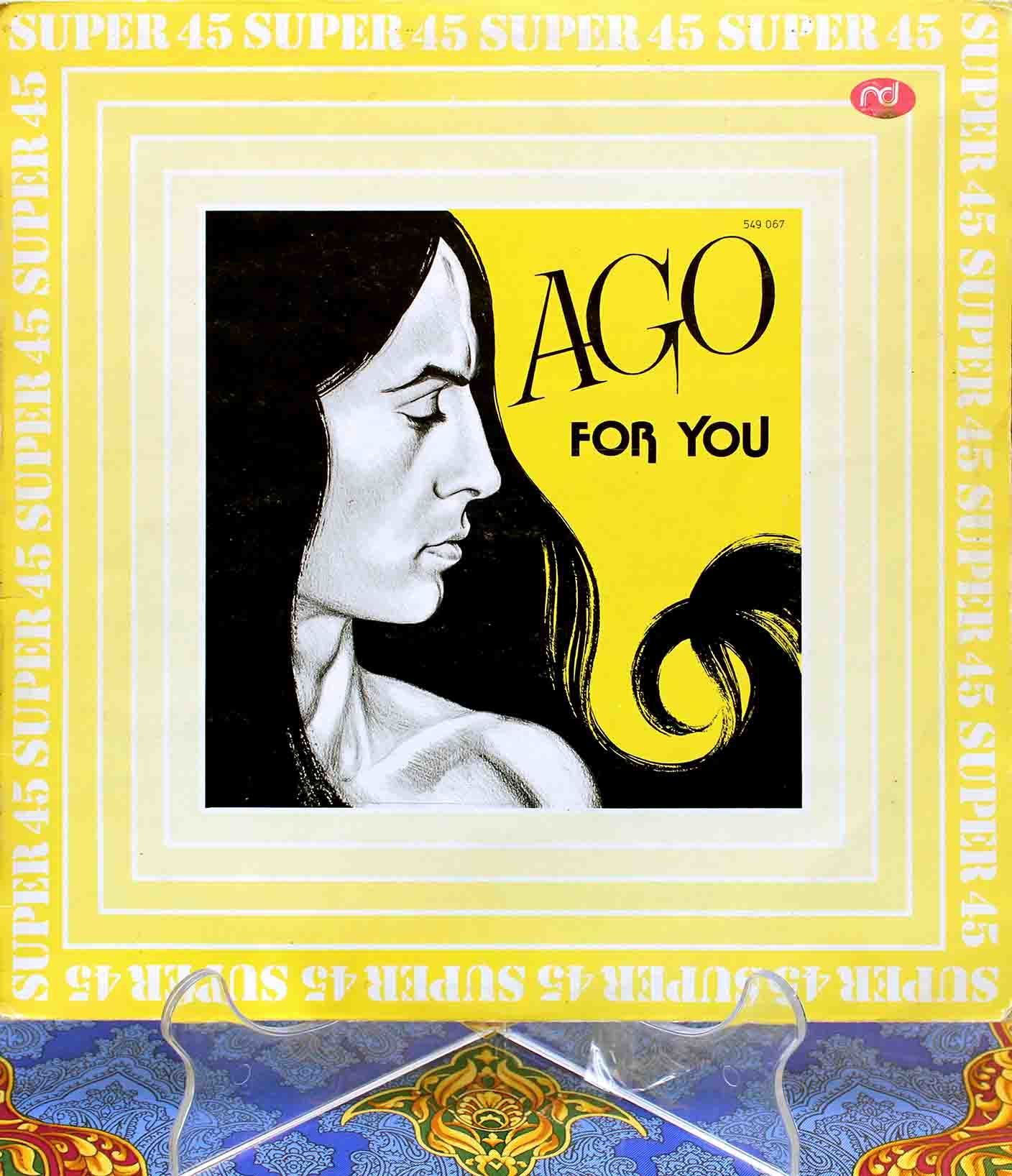 Ago For You 01