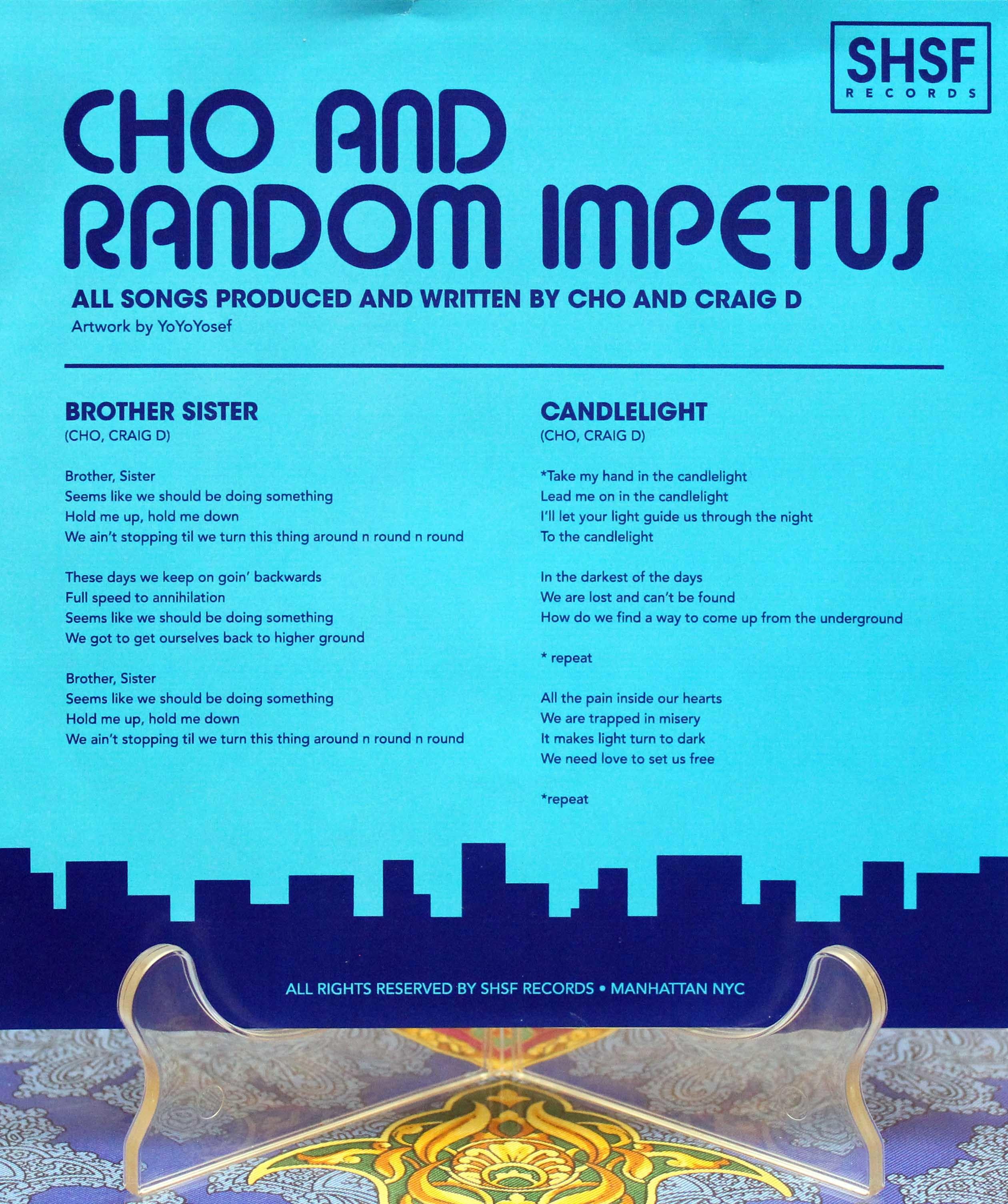 Cho Random Impetus 02