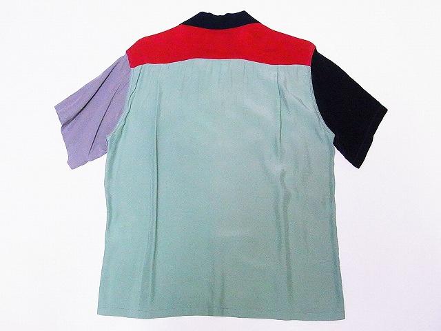 スタイルアイズ SE38072 ボーリングシャツ クレイジー