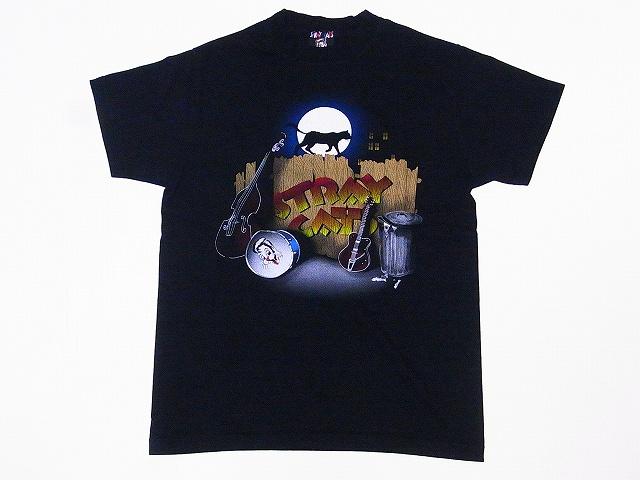 スタイルアイズ Tシャツ SE78298 STRAY CATS ストレイキャッツ