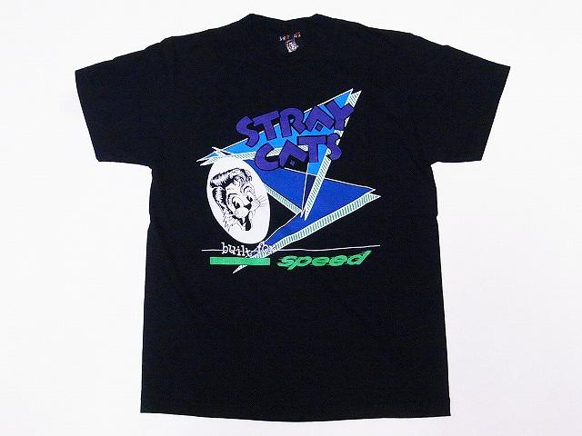 スタイルアイズ Tシャツ SE78300 STRAY CATS ストレイキャッツ