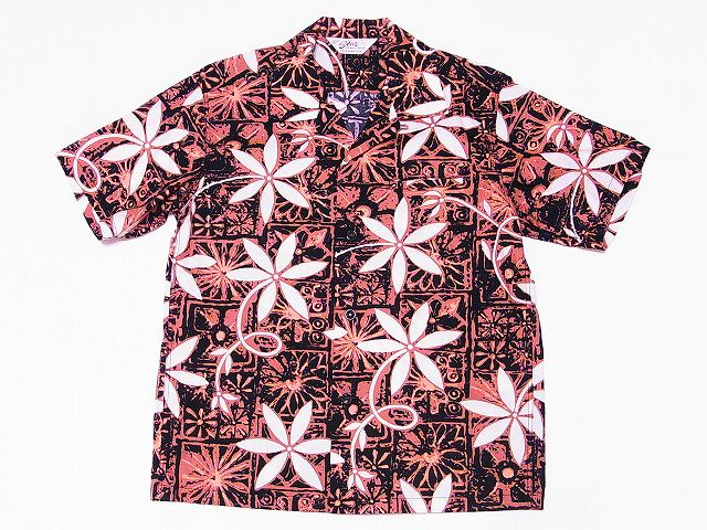 スターオブハリウッド 半袖 オープンシャツ BLUE HAWAII SH38118