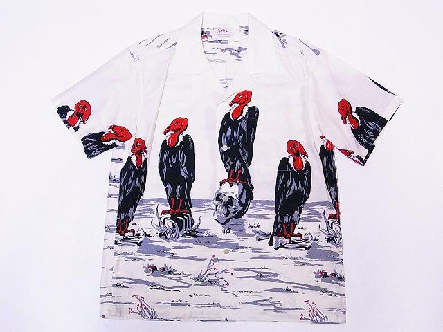 スターオブハリウッド オープンシャツ CONDOR SH38120