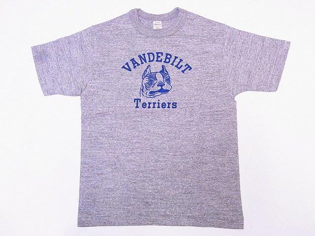 ウエアハウス WAREHOUSE Tシャツ TERRIERS 4601
