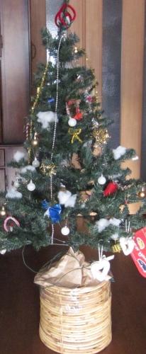 平成最後のクリスマスツリー